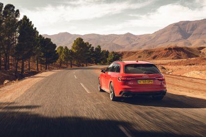 2020 Audi RS 4 Avant - UK version 163