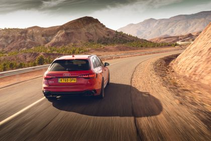 2020 Audi RS 4 Avant - UK version 165