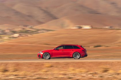 2020 Audi RS 4 Avant - UK version 166