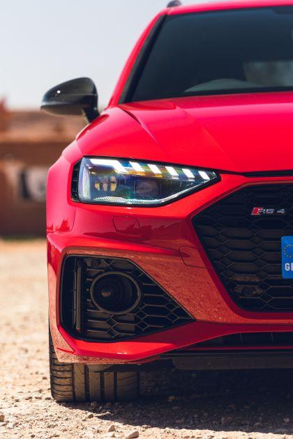 2020 Audi RS 4 Avant - UK version 170