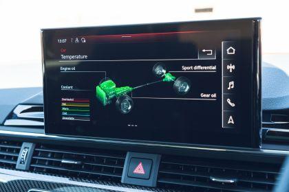 2020 Audi RS 4 Avant - UK version 176