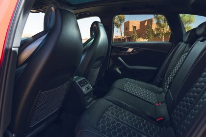 2020 Audi RS 4 Avant - UK version 178