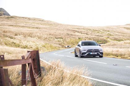 2020 Mercedes-AMG CLA 35 4Matic Shooting Brake - UK version 1