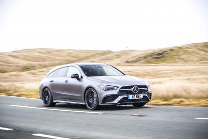 2020 Mercedes-AMG CLA 35 4Matic Shooting Brake - UK version 3