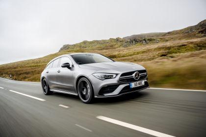 2020 Mercedes-AMG CLA 35 4Matic Shooting Brake - UK version 8