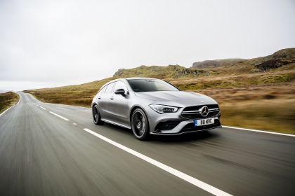 2020 Mercedes-AMG CLA 35 4Matic Shooting Brake - UK version 9