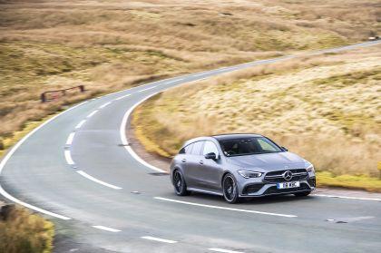 2020 Mercedes-AMG CLA 35 4Matic Shooting Brake - UK version 25