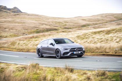 2020 Mercedes-AMG CLA 35 4Matic Shooting Brake - UK version 26