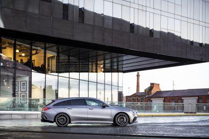 2020 Mercedes-AMG CLA 35 4Matic Shooting Brake - UK version 38