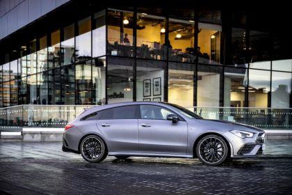 2020 Mercedes-AMG CLA 35 4Matic Shooting Brake - UK version 40