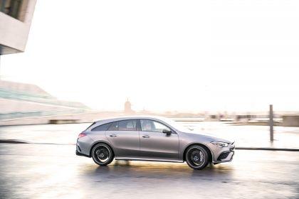 2020 Mercedes-AMG CLA 35 4Matic Shooting Brake - UK version 43