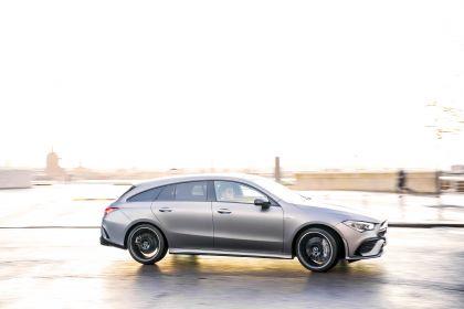 2020 Mercedes-AMG CLA 35 4Matic Shooting Brake - UK version 44