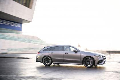 2020 Mercedes-AMG CLA 35 4Matic Shooting Brake - UK version 46