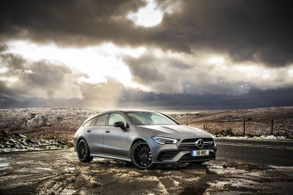 2020 Mercedes-AMG CLA 35 4Matic Shooting Brake - UK version 48
