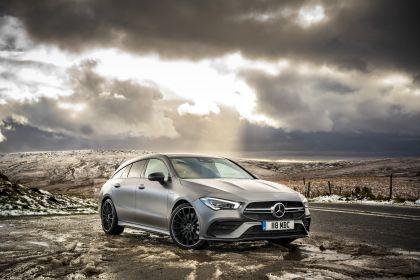 2020 Mercedes-AMG CLA 35 4Matic Shooting Brake - UK version 50