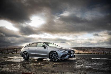 2020 Mercedes-AMG CLA 35 4Matic Shooting Brake - UK version 54