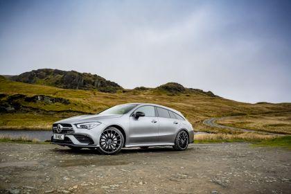 2020 Mercedes-AMG CLA 35 4Matic Shooting Brake - UK version 56
