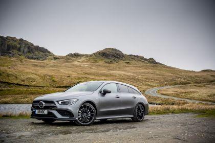 2020 Mercedes-AMG CLA 35 4Matic Shooting Brake - UK version 57
