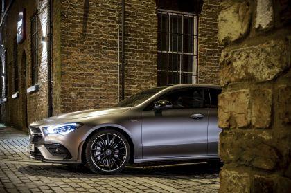 2020 Mercedes-AMG CLA 35 4Matic Shooting Brake - UK version 59