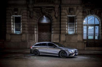 2020 Mercedes-AMG CLA 35 4Matic Shooting Brake - UK version 61