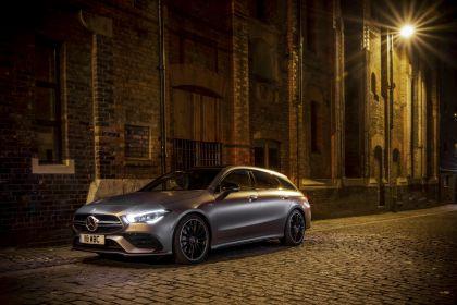 2020 Mercedes-AMG CLA 35 4Matic Shooting Brake - UK version 65