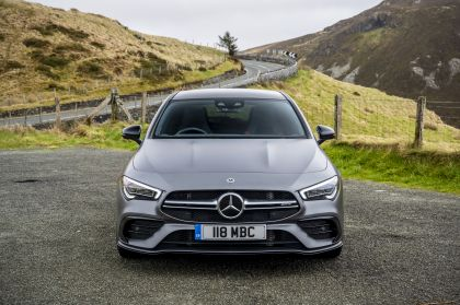 2020 Mercedes-AMG CLA 35 4Matic Shooting Brake - UK version 69