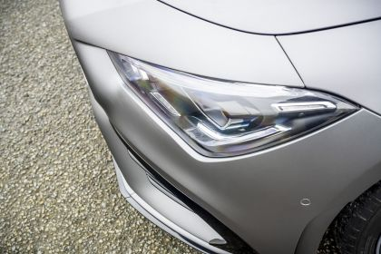 2020 Mercedes-AMG CLA 35 4Matic Shooting Brake - UK version 77