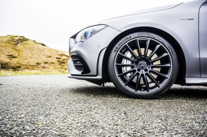 2020 Mercedes-AMG CLA 35 4Matic Shooting Brake - UK version 78