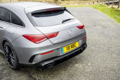 2020 Mercedes-AMG CLA 35 4Matic Shooting Brake - UK version 82