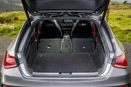 2020 Mercedes-AMG CLA 35 4Matic Shooting Brake - UK version 86