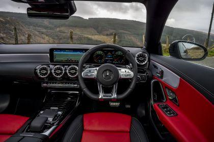 2020 Mercedes-AMG CLA 35 4Matic Shooting Brake - UK version 90