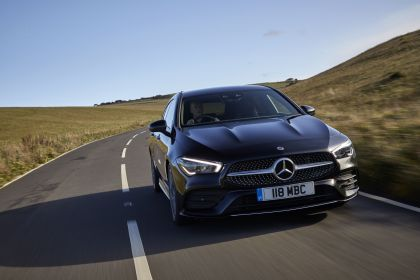 2020 Mercedes-Benz CLA 220 Shooting Brake - UK version 6