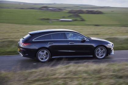 2020 Mercedes-Benz CLA 220 Shooting Brake - UK version 13