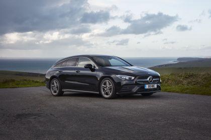 2020 Mercedes-Benz CLA 220 Shooting Brake - UK version 20