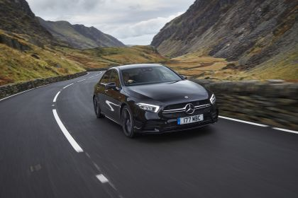 2020 Mercedes-AMG A 35 4Matic saloon - UK version 3