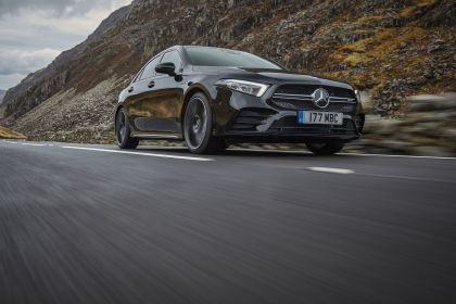2020 Mercedes-AMG A 35 4Matic saloon - UK version 5