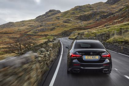 2020 Mercedes-AMG A 35 4Matic saloon - UK version 7