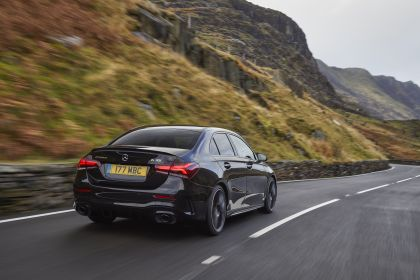 2020 Mercedes-AMG A 35 4Matic saloon - UK version 8