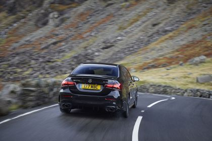 2020 Mercedes-AMG A 35 4Matic saloon - UK version 9