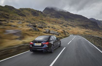 2020 Mercedes-AMG A 35 4Matic saloon - UK version 10