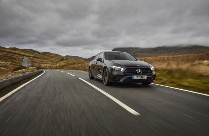 2020 Mercedes-AMG A 35 4Matic saloon - UK version 11