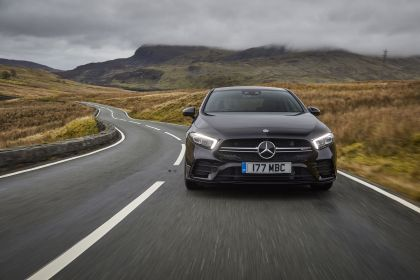 2020 Mercedes-AMG A 35 4Matic saloon - UK version 13