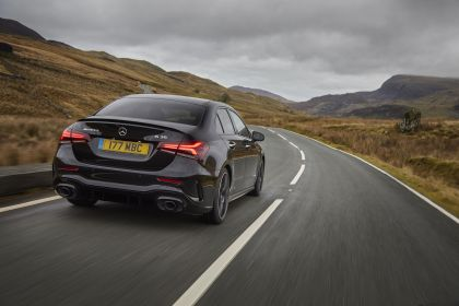 2020 Mercedes-AMG A 35 4Matic saloon - UK version 15
