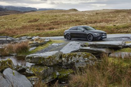 2020 Mercedes-AMG A 35 4Matic saloon - UK version 17