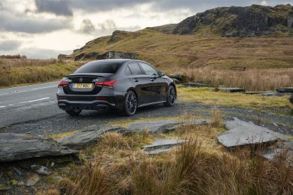 2020 Mercedes-AMG A 35 4Matic saloon - UK version 18