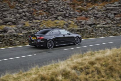 2020 Mercedes-AMG A 35 4Matic saloon - UK version 20