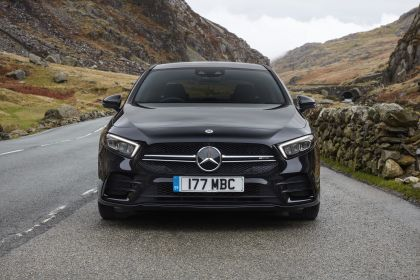 2020 Mercedes-AMG A 35 4Matic saloon - UK version 23