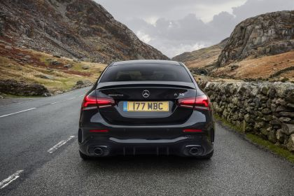 2020 Mercedes-AMG A 35 4Matic saloon - UK version 24
