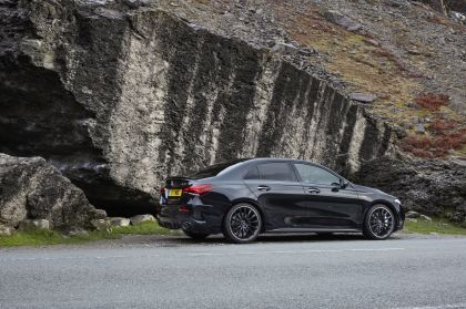 2020 Mercedes-AMG A 35 4Matic saloon - UK version 26