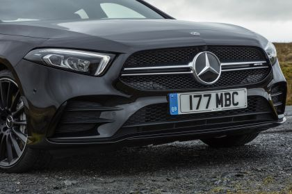 2020 Mercedes-AMG A 35 4Matic saloon - UK version 28